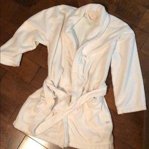 VS PINK terry cloth bathrobe
